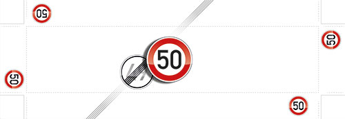 Geburtstag-Motiv 004 | 50ster